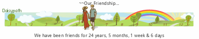 Daisypath Friendship (mIRB)