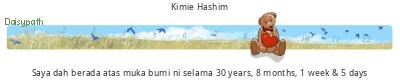 Kimie Hashim